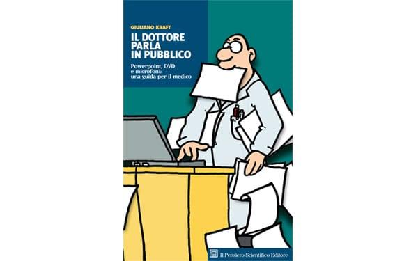 Dottore parla in pubblico