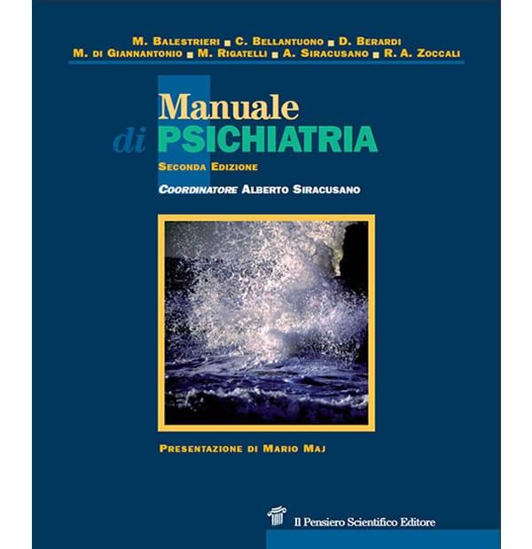Manuale di psichiatria (seconda edizione)