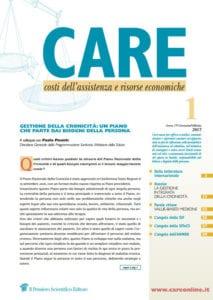 Copertina rivista Care