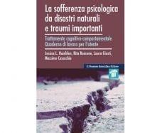 sofferenza psicologica da disastri e traumi - utente